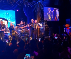 Alex Sensation Celebra las Fiestas de Independencia Colombiana 2019 _8