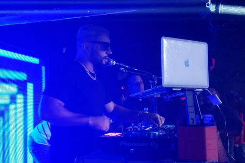 Alex Sensation Presenta a Sech, Dalex y Jhay Cortez en el Club Laboom de New York